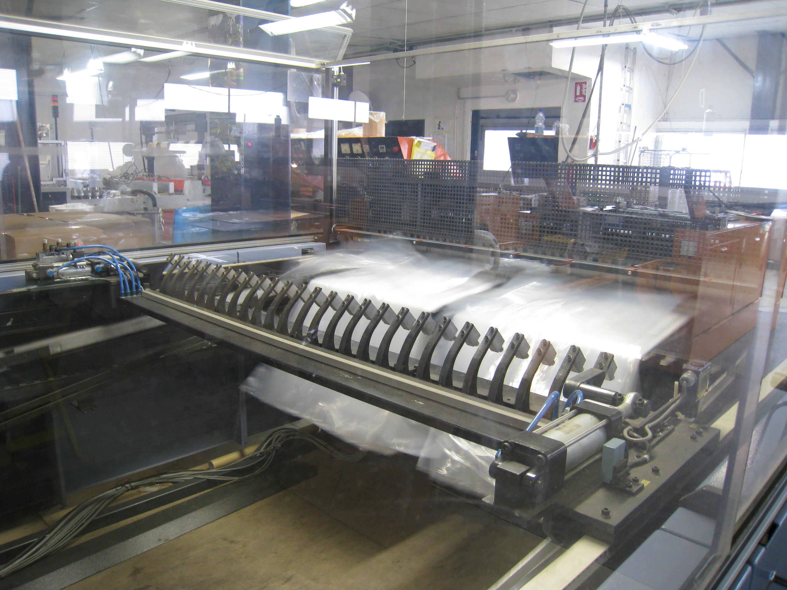 lombard machine